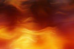 изолированный пожар предпосылки черный Стоковое Фото