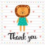 изолированный подарок карточки благодарит белизну вы Вдохновляющая цитата Литерность нарисованная рукой Мотивация иллюстрация штока