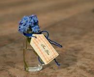 изолированный подарок карточки благодарит белизну вы Стоковая Фотография RF
