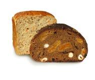 Изолированный пресный хлеб Стоковое Изображение