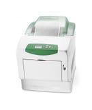 Изолированный принтер офиса Стоковая Фотография RF