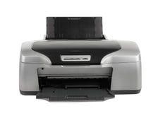 Изолированный принтер фото струйный, Стоковое Изображение RF
