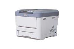 Изолированный принтер Стоковая Фотография RF