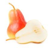 Изолированный плодоовощ груши Стоковое Изображение