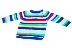 Изолированный свитер детей Стоковое Фото