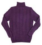 Изолированный свитер Стоковое фото RF