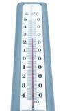Изолированный термометр Стоковая Фотография RF