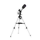 изолированный телескоп Стоковое фото RF