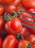 Изолированный томат Стоковые Фотографии RF