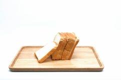 изолированный хлеб пшеницы вырезывания Стоковые Изображения