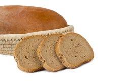 Изолированный хлеб Стоковые Изображения RF