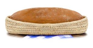 Изолированный хлеб Стоковое Фото