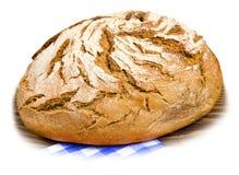 Изолированный хлеб Стоковые Изображения