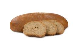 Изолированный хлеб Стоковые Фото