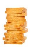 Изолированный хлеб Стоковое Изображение