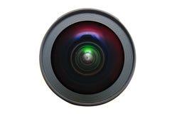 Изолированный широкоформатный объектив Стоковое Фото