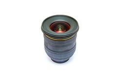 Изолированный широкоформатный объектив Стоковая Фотография RF