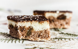 изолированный шоколадом трюфель помадок стоковые фотографии rf
