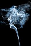изолированный дым Стоковые Фотографии RF