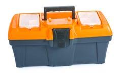 Изолированный toolbox Стоковая Фотография RF
