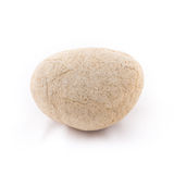 Изолировано камней баланса Дзэн для курорта Стоковая Фотография