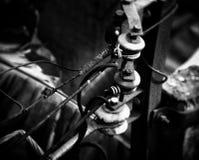 изоляторы Стоковые Фото