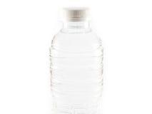 Изолят бутылки питьевой воды Стоковые Изображения RF