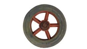 Изолят колеса малый стоковые фото
