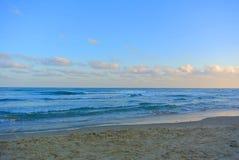 Израильский берег Израиль Средиземное море kekova к яхте trevel стоковые фотографии rf