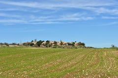 Израильское село Стоковое Изображение