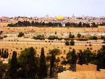 Израиль, Иерусалим, Ближний Восток, построенная структура, церковь Стоковые Фото