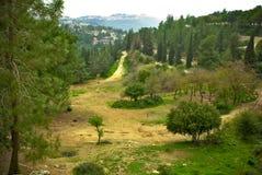 Израиль Иерусалим Стоковые Изображения