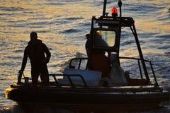 Израильские полиции воды Стоковое Изображение RF