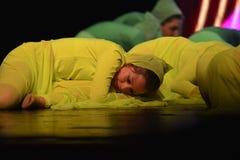 Израильские танцоры молодости Стоковое Изображение RF