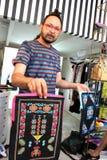 Израильский дизайн моды Стоковые Фото