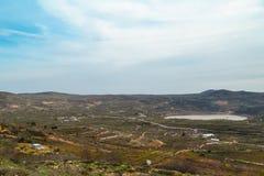 Израиль, озеро Стоковые Фотографии RF