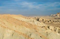 Израиль. Пустыня Negev Стоковое фото RF