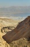 Израиль. Пустыня Negev Стоковые Фото