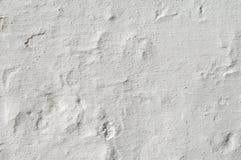Изрезанная белая стена стоковая фотография rf