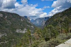 Изумительная долина Yosemite Стоковые Изображения RF