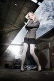 изумительная женщина стоковое фото rf