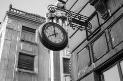 Изумительные винтажные часы Стоковые Фотографии RF
