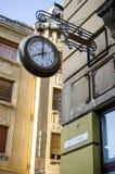 Изумительные винтажные часы Стоковая Фотография RF