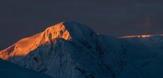 Изумительные горы Стоковые Фотографии RF