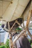 Изумительный воздушнореактивный двигатель или дактированный реактивный двигатель, английский язык двигателя Стоковое Изображение