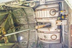 Изумительный воздушнореактивный двигатель или дактированный реактивный двигатель, английский язык двигателя Стоковая Фотография RF