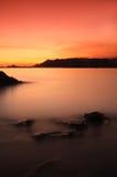 изумительный ландшафт Стоковые Фотографии RF
