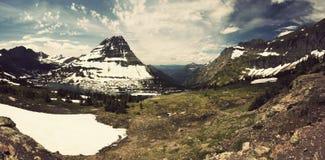изумительный национальный парк ледника Стоковое Изображение RF