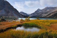 изумительн красивейшее озеро стоковая фотография rf