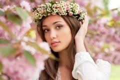 Изумительная красота весны стоковые изображения rf